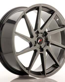 JR Wheels JR36 23×10 ET30-55 5H BLANK Hyper Black