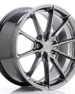 JR Wheels JR37 19×8,5 ET20-45 5H BLANK Hyper Black