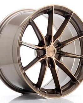 JR Wheels JR37 19×9,5 ET35-45 5H BLANK Platinum Bronze