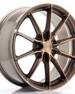 JR Wheels JR37 20×8,5 ET35-45 5H BLANK Platinum Bronze