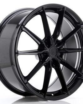 JR Wheels JR37 20×9 ET20-45 5H BLANK Glossy Black