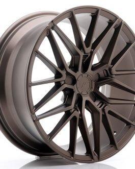 JR Wheels JR38 18×8 ET20-42 5H BLANK Bronze