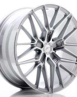 JR Wheels JR38 19×8,5 ET20-45 5H BLANK Silver Machined Face