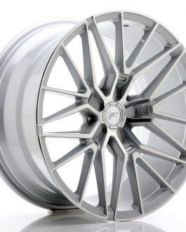JR Wheels JR38 19×9,5 ET35-45 5H BLANK Silver Machined Face