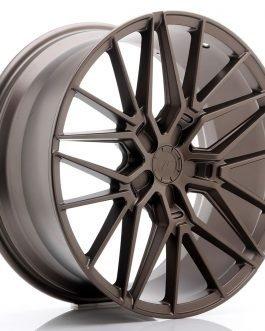 JR Wheels JR38 20×9 ET20-45 5H BLANK Bronze