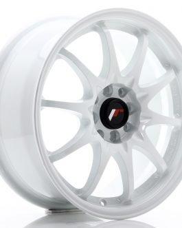 JR Wheels JR5 16×7 ET30 4×100/108 White