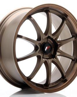 JR Wheels JR5 19×8.5 ET43 5H BLANK Dark Anodized Bronze