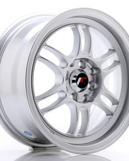 JR Wheels JR7 15×7 ET38 4×100/114 Silver