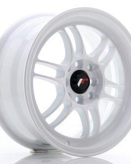 JR Wheels JR7 15×7 ET38 4×100/114 White