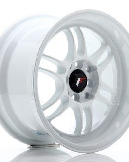 JR Wheels JR7 15×8 ET35 4×100/114 White