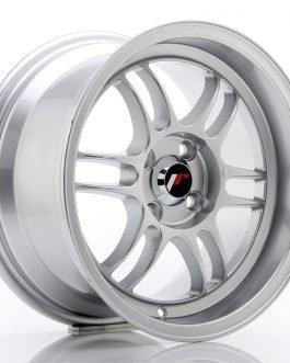JR Wheels JR7 15×8 ET35 4×100 Silver