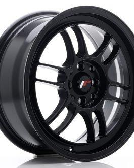 JR Wheels JR7 16×7 ET38 4×100/114 Matt Black