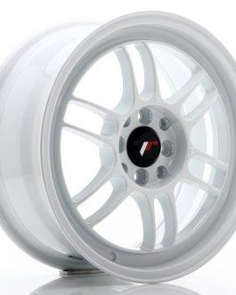 JR Wheels JR7 16×7 ET38 4×100/114 White