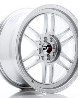 JR Wheels JR7 17×8 ET35 4×100/114,3 Silver