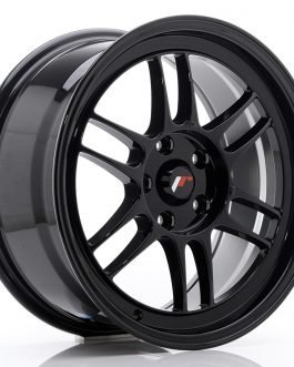 JR Wheels JR7 17×8 ET35 5×114,3 Black