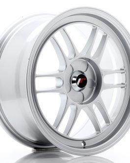 JR Wheels JR7 17×8 ET35 5H BLANK Silver