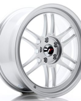 JR Wheels JR7 18×8 ET35 5×114,3 Silver