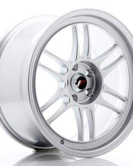 JR Wheels JR7 18×9 ET35 5×114,3 Silver