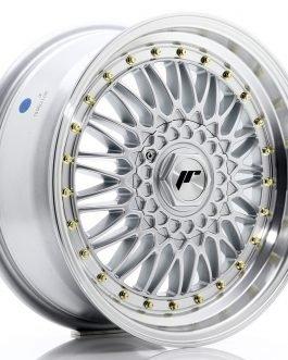 JR Wheels JR9 17×7,5 ET35 5×108/112 Silver w/Machined Lip
