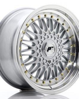 JR Wheels JR9 17×8,5 ET35 5×100/114 Silver w/Machined Lip