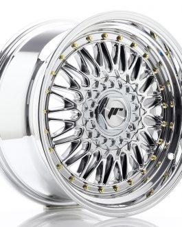 JR Wheels JR9 17×8,5 ET20-35 BLANK Chrome