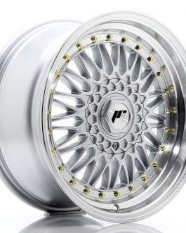 JR Wheels JR9 17×8,5 ET35 BLANK Silver w/Machined Lip