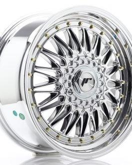 JR Wheels JR9 18×8 ET35 5×112/120 Chrome