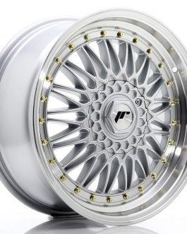 JR Wheels JR9 18×8 ET35 5×100/120 Silver w/Machined Lip
