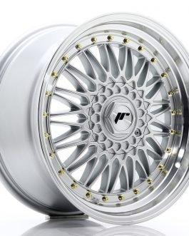 JR Wheels JR9 18×9 ET35 5×100/120 Silver w/Machined Lip