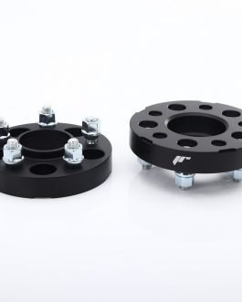 JRWA3 Adapters 20mm 5×114 64,1 64,1 Black