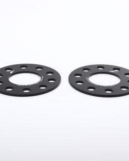 JRWS1 Spacers 5mm 4×100 54,1 Black
