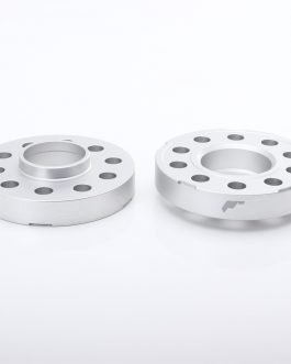 JRWS2 Spacers 12mm 5×112 66,6 66,6 Silver