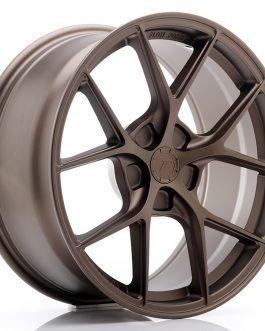 JR Wheels SL01 18×8,5 ET35-42 5H BLANK Matt Bronz