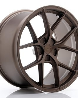 JR Wheels SL01 19×10,5 ET25-40 5H BLANK Matt Bronze