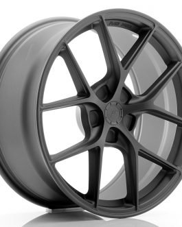 JR Wheels SL01 19×8,5 ET20-45 5H BLANK Matt Gun Metal
