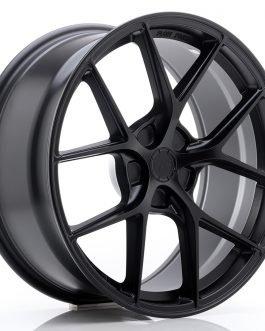 JR Wheels SL01 19×8,5 ET35-45 5H BLANK Matt Black