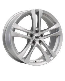 TEC Speedwheels AS4 Cristal silver CB: 66.7 8×18 ET: 54 – 5×112
