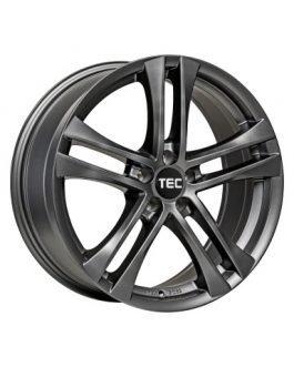 TEC Speedwheels AS4 Gun metal CB: 65.1 8×18 ET: 40 – 5×110