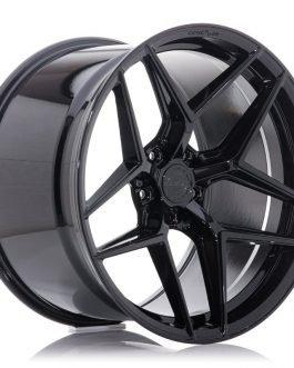 Concaver CVR2 19×8 ET20-40 BLANK Platinum Black