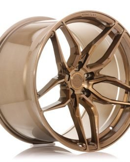 Concaver CVR3 19×8 ET20-40 BLANK Brushed Bronze
