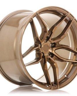 Concaver CVR3 20×9 ET20-35 BLANK Brushed Bronze