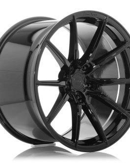 Concaver CVR4 19×8 ET20-40 BLANK Platinum Black