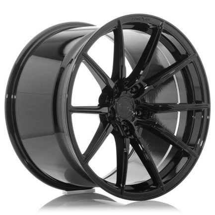 Concaver Concaver CVR4 20x9 ET20-35 BLANK Platinum Black 9.00x20