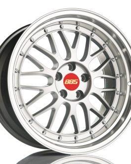 885 LeMans Silver 9.5×19 ET: 15 – 5×120