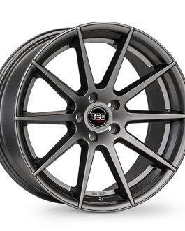 TEC Speedwheels GT7 Gun metal CB: 72.5 8.5×19 ET: 40 – 5×114.3