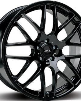 Fox Wheels RIVA DTM Gloss Black 7.5×17 ET: 40 – 5×114