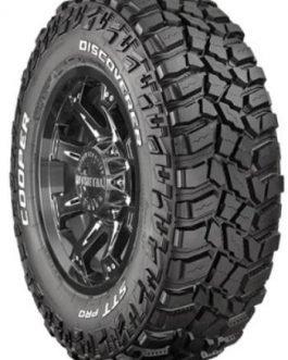Cooper Discoverer STT Pro Off Road Tire – LT 235/85-16 (Q/120) Kesärengas