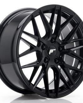 JR Wheels JR28 17×8 ET40 5×114,3 Glossy Black