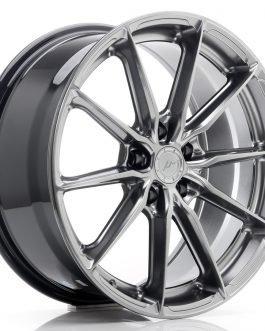 JR Wheels JR37 18×8 ET35 5×100 Hyper Black