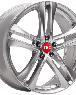 TEC Speedwheels AS4 Hyper Silver CB: 72.5 8×19 ET: 45 – 5×112